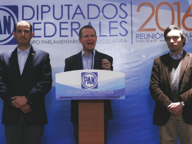 Ricardo Anaya, líder nacional del PAN (Foto: Cuartoscuro)