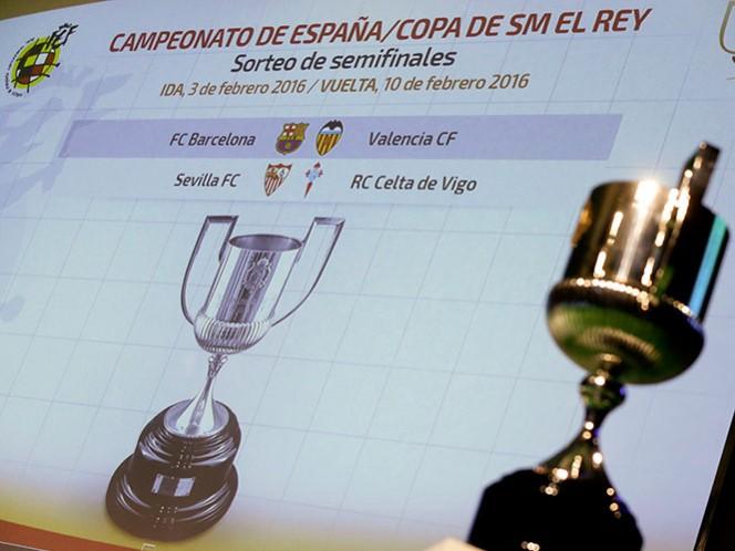 Se definen las semifinales de la Copa del Rey (EFE)