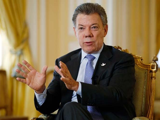 Espera presidente Santos que EU saque de lista terrorista a FARC