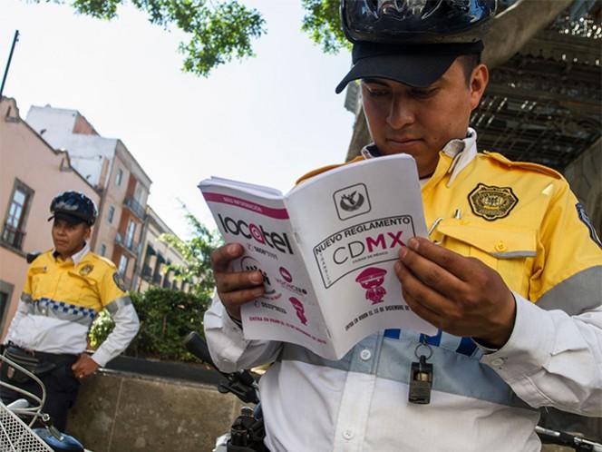 Morena ha mostrado en diversas ocasiones su rechazo al Reglamento de Tránsito del DF.