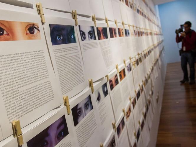 """""""Tierra de Esperanza"""" permanecerá en el Museo memoria y Tolerancia hasta el 29 de mayo."""
