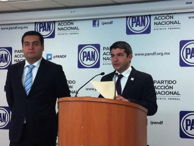El PAN-DF entregó al INE algunos puntos de inconformidad sobre la convocatoria a la Asamblea Constituyente.