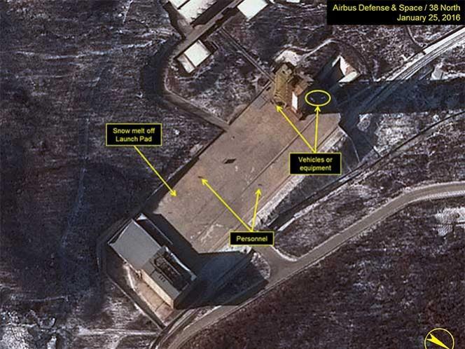Confirma Corea del Sur que el Norte realizará lanzamiento