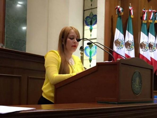 La diputada Lucero Guadalupe Sánchez promovió tres demandas de amparo
