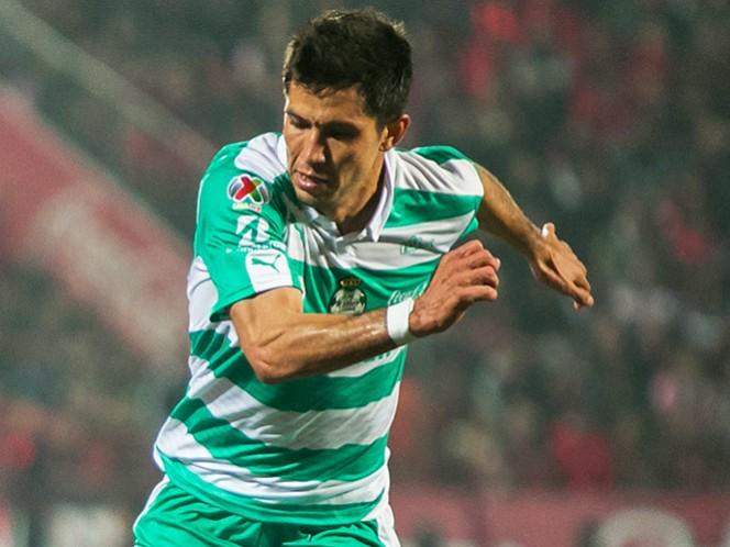 """""""La salida del América fue un poco inesperada para mí y para la afición"""", admite Molina (Mexsport)"""