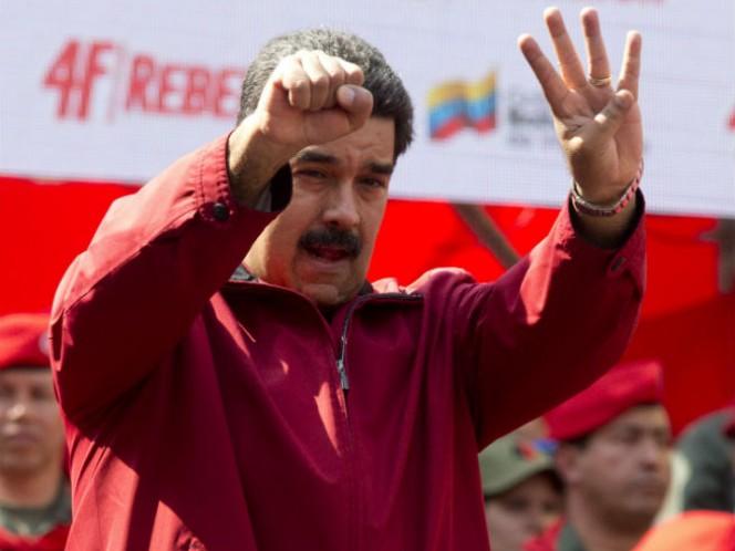 El presidente de Venezuela, Nicolás Maduro (Foto: AP)