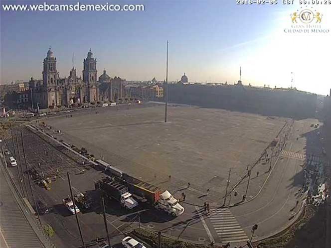 Foto: Web cams de México