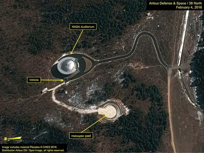 Analizan EU y China planes de Norcorea de lanzar misil