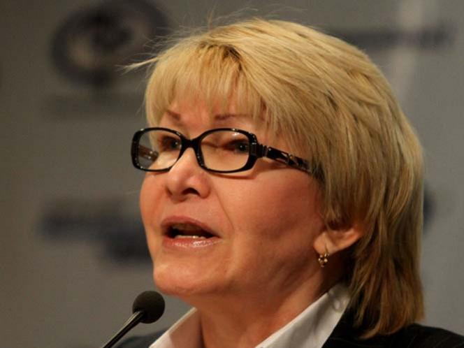 Oposición venezolana pide renuncia de la fiscal general