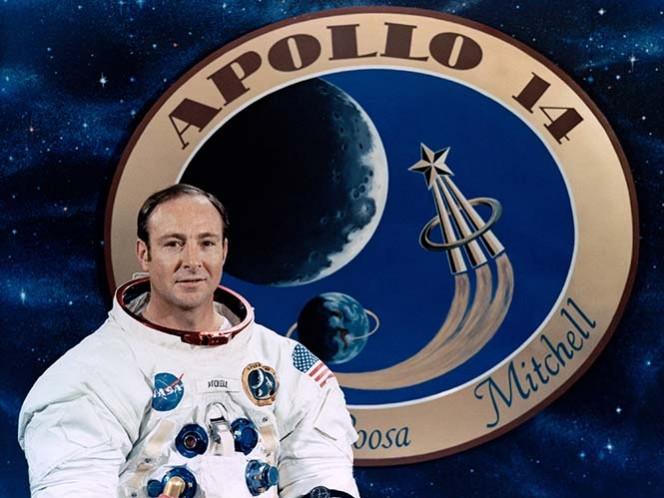 Muere Edgar Mitchell, el sexto hombre en pisar la Luna