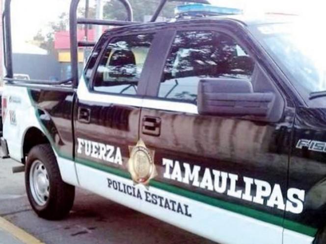 Los elementos de Fuerza Tamaulipas fueron agredidos, según la versión oficial