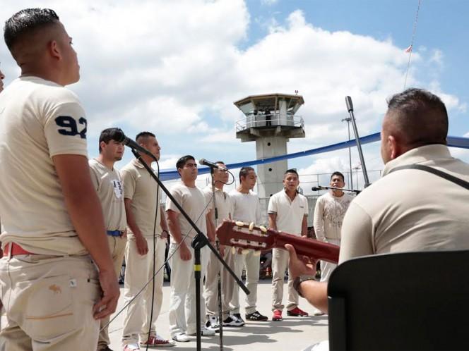 Cerca del 70 por ciento de los presos en la Ciudad de México profesan la religión católica.