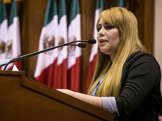 Lucero Sánchez, diputada local de Sinaloa vinculada con Joaquín Guzmán Loera