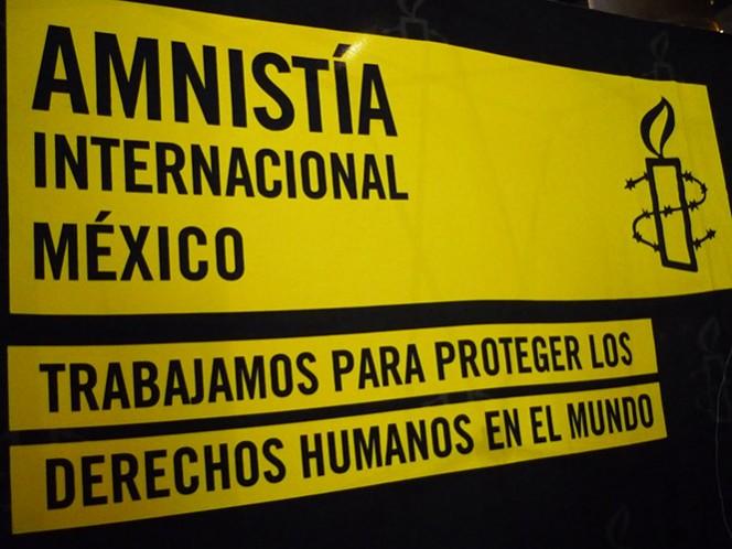 Amnistía Internacional, organización de defensa de los derechos humanos