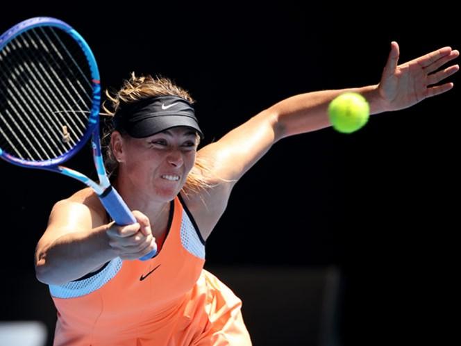 Sharapova se pierde el Abierto de Doha por lesión (AP)