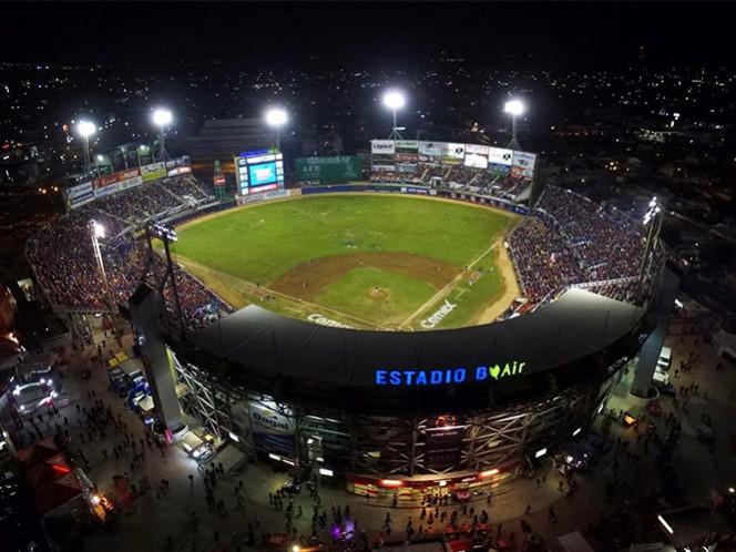 Mexicali está listo para recibir el Preclásico Mundial de beisbol (Foto tomada de aguilasdemexicali.mx)