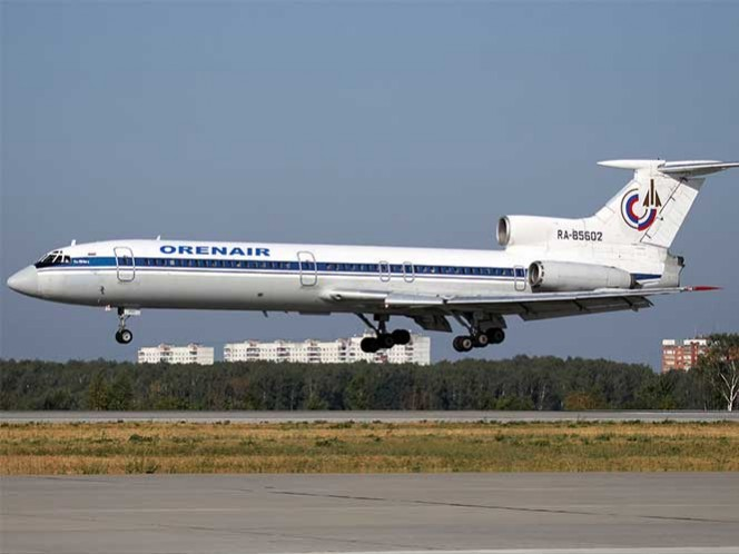 Aterriza de emergencia un avión ruso en República Dominicana