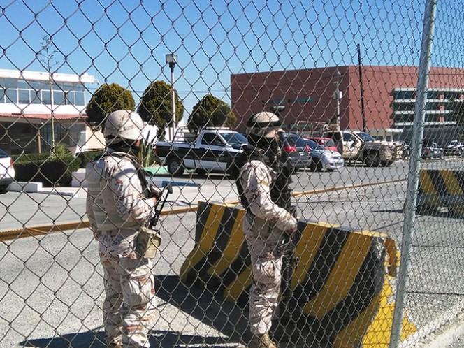 El gobierno de Coahuila no ha sido notificado sobre el traslado de reos del penal de Topo Chico al Cereso de Saltillo