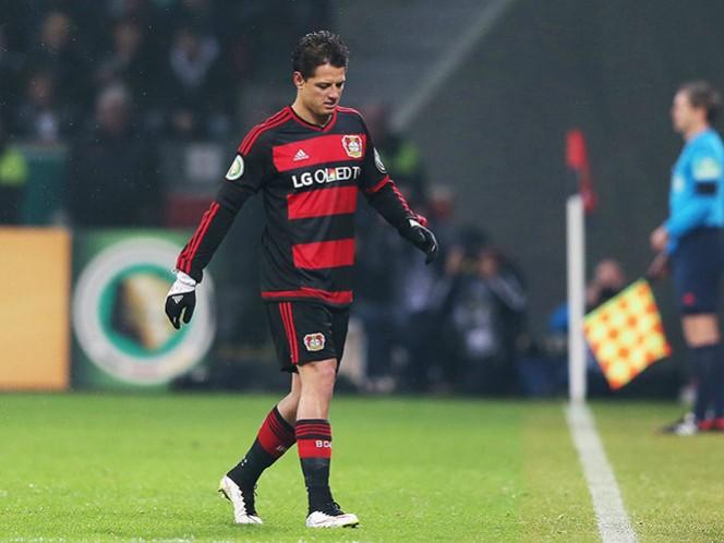 El Bayer Leverkusen no está obligado a ceder a Javier Hernández para que dispute los Juegos Olímpicos y la Copa América (Mexsport)