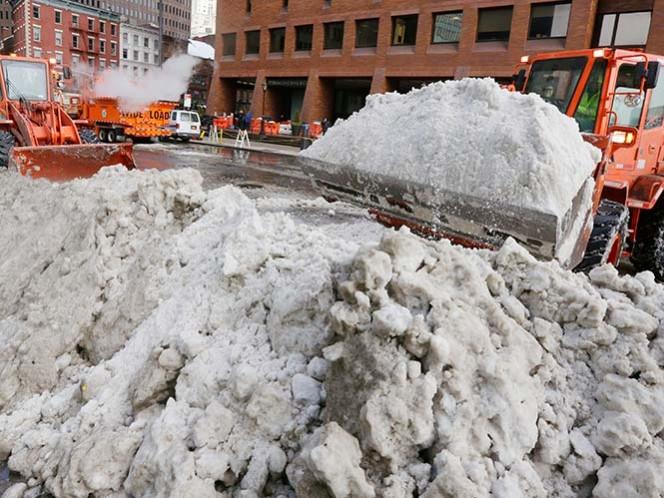 Alerta en Nueva York por intensa helada de menos 17 grados