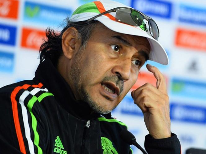 Raúl Gutiérrez confía en llevar a los mejores jugadores a los Juegos Olímpicos (Mexsport)