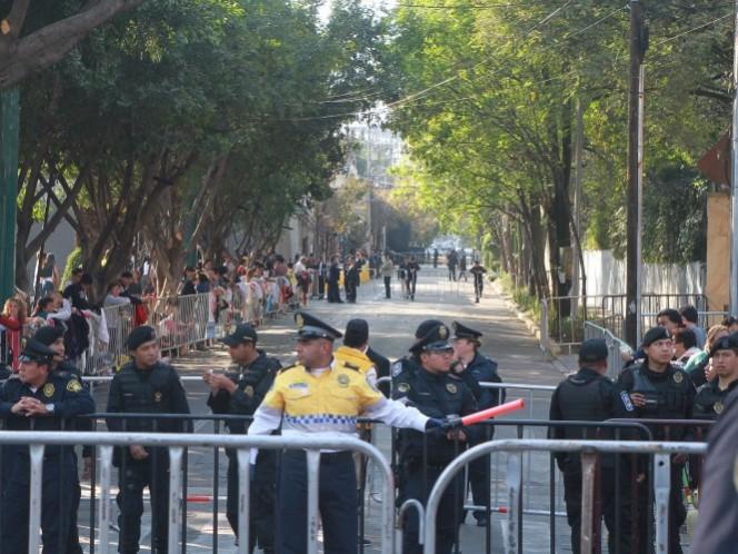 Durante el domingo 14 de febrero, el Papa visitó Ecatepec y luego se dirigió al Hospital Infantil México. (Notimex)