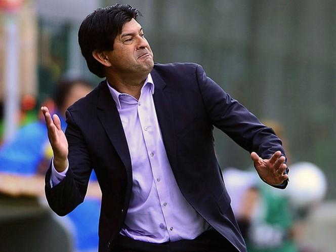 El técnico 'escarlata' afirma que tienen plantel para hacer un buen papel en la Copa Libertadores de América. Este miércoles, reciben al Gremio de Porto Alegre (Mexsport)