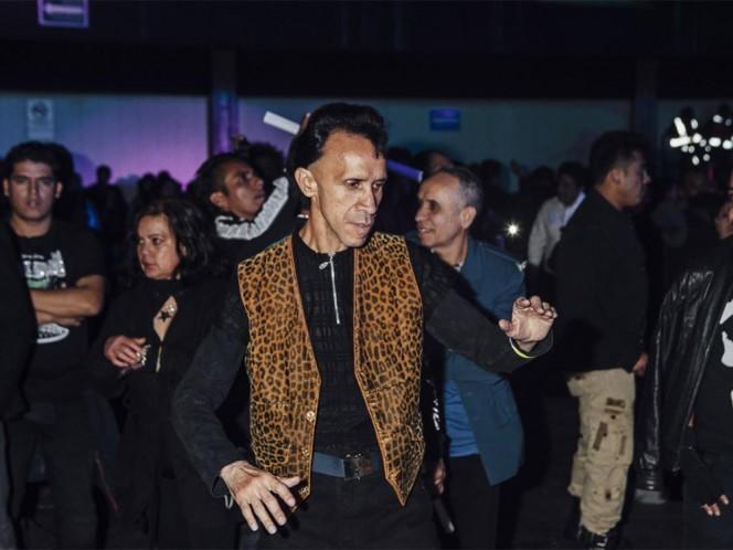 """""""Así se ven los fans de Hi-NRG en México"""" Foto: Carlos Álvarez Montero"""