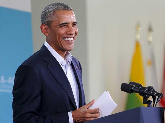 Obama sentencia que conflicto en Siria 'no es concurso' entre él y Putin
