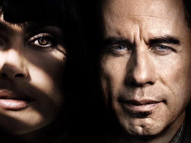 Con la mexicana Salma Hayek protagonizó 'Savages' (2012), de Oliver Stone.