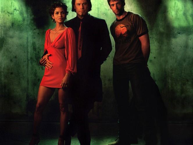 Con Halle Berry y Hugh Jackman protagonizó 'Swordfish' (2001).