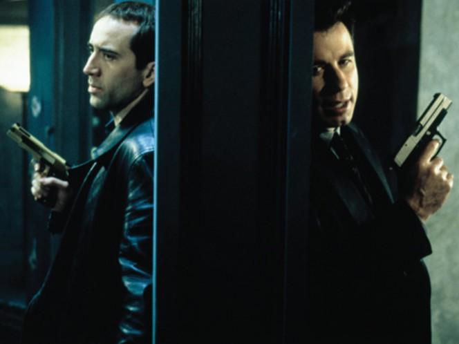 Con Nicolas Cage protagonizó la cinta de acción 'Contracara' en 1997.