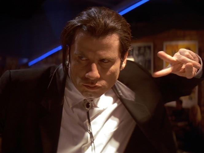 Con 'Tiempos Violentos' (1994), Travolta reactivó su carrera gracias a su papel de Vincent Vega en el filme de Quentin Tarantino.
