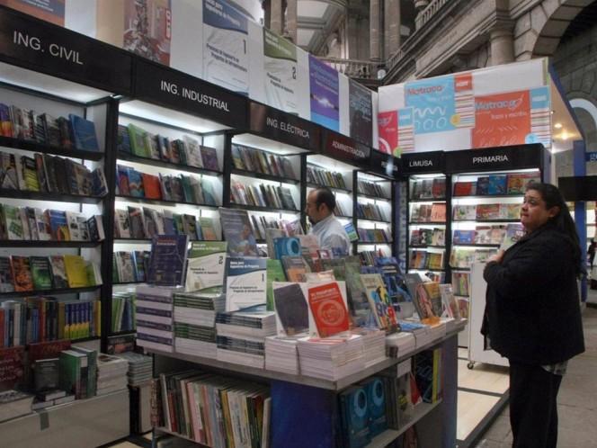 Durante la Feria Internacional del Libro del Palacio de Minería se realizarán diversos homenajes y celebrarán efemérides.