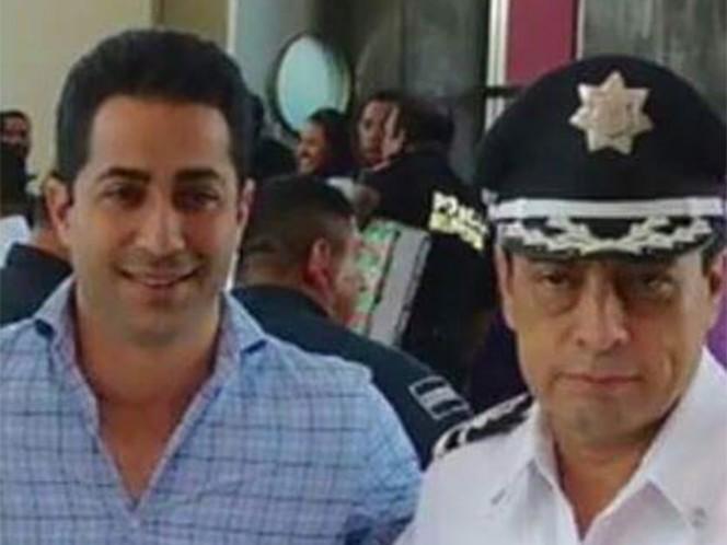 A partir de hoy el comandante Guillermo Zayas González hizo oficial su dimisión a la Dirección de Seguridad Pública Vialidad y Transporte del Municipio de Carmen
