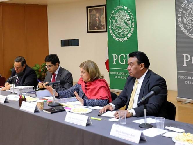 Arely Gómez, titular de la PGR (Foto: Cuartoscuro)