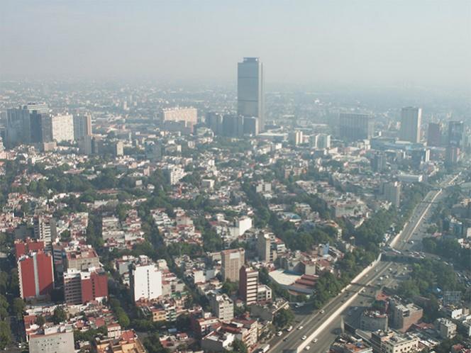 Se recomienda a los habitantes del Valle de México evitar las actividades al aire libre.