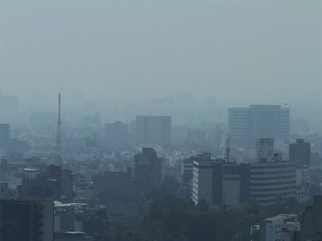 En la Ciudad de México, 12 delegaciones presentan mala condición del aire.