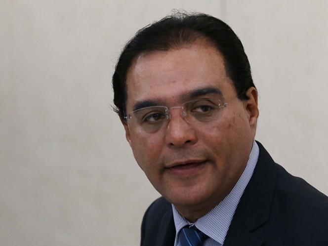Benjamín Robles Montoya, precandidato del PRD a la gubernatura de Oaxaca