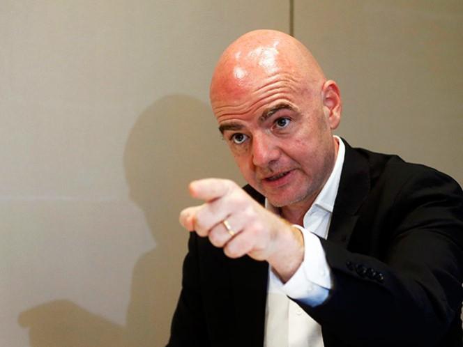 FIFA busca controlar discursos de candidatos a presidencia (Reuters)