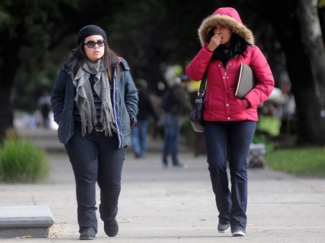 Las temperaturas matutinas y nocturnas se mantendrán bajas en la mayor parte del territorio nacional