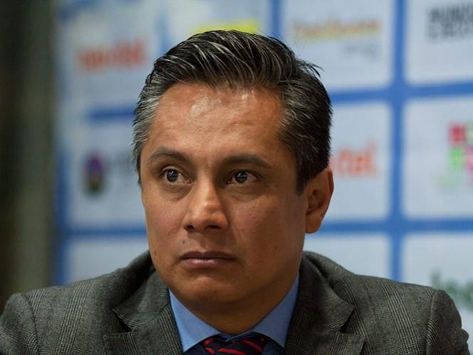 """""""Mi puesto es técnico, no político; no tengo capacidad de operar contra México"""", dijo Platas (cuartoscuro)"""