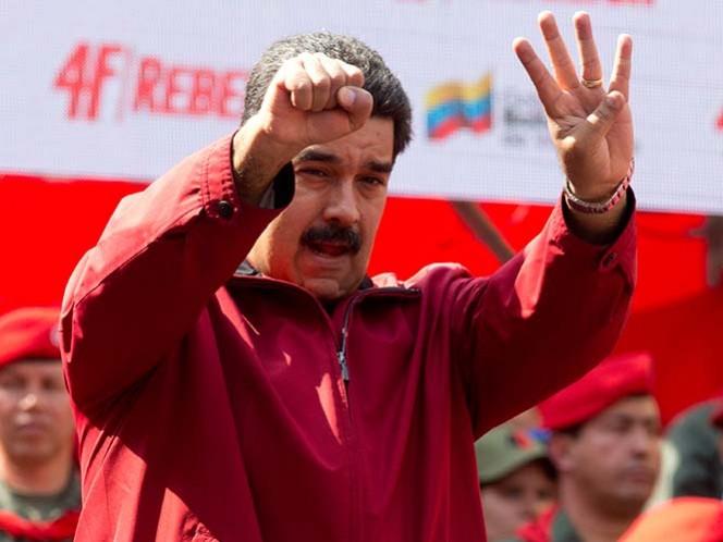 Maduro pide a Obama levantarle sanciones como gesto 'de buena voluntad'