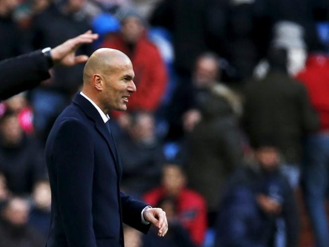 La Liga está acabada, asegura Zidane (Reuters)