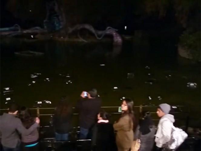 Habían transcurrido 30 minutos de la representación de 'El Lago de los Cisnes' cuando se dio el anuncio.