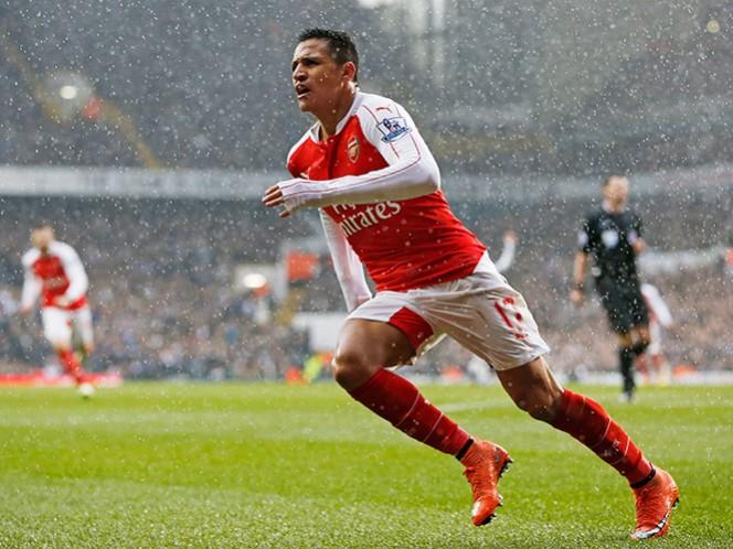 Arsenal y Tottenham tienen vibrante empate (Fotos: Reuters y AP)