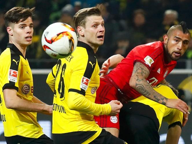 Borussia pierde su oportunidad; Bayern mantiene ventaja (Fotos: Reuters)
