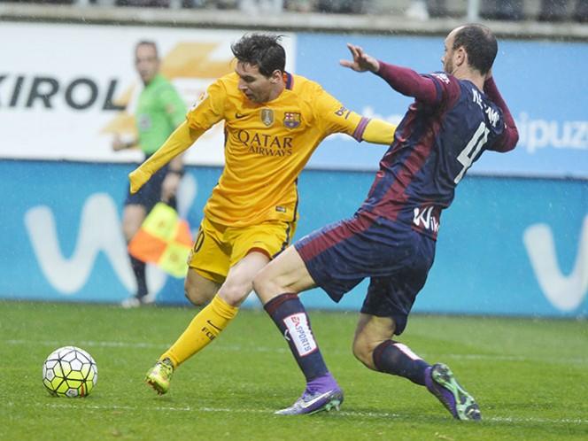 Messi, Luis Suárez y Neymar, quien no jugó por suspensión, suman 100 goles entre los tres desde que formaron la temible 'MSN'