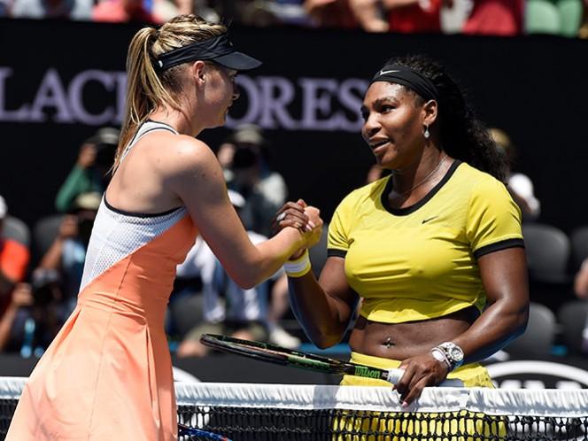 Serena elogia el valor y la honestidad de Sharapova (AP)