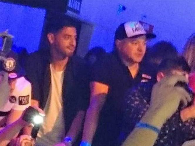 Carlos Vela se ausentó del entrenamiento del lunes tras haber pasado la noche del domingo en Madrid, donde asistió a un concierto